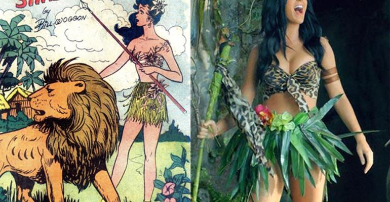 Perché Katy Perry copia spudoratamente Katy Keene?