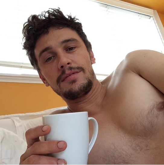 Selfie james franco