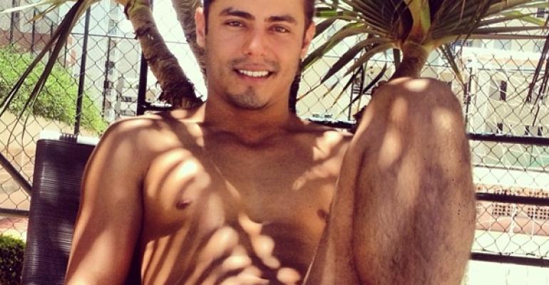 Harry Louis presenta il nuovo fidanzato – Diego Cavalcante