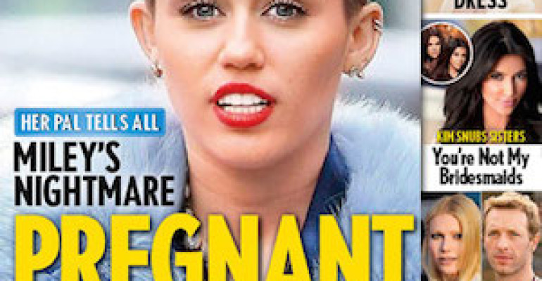 Miley Cyrus è incinta?