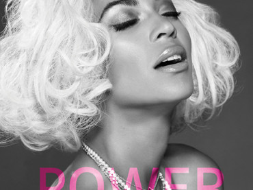 Beyonce come Marilyn Monroe su Out