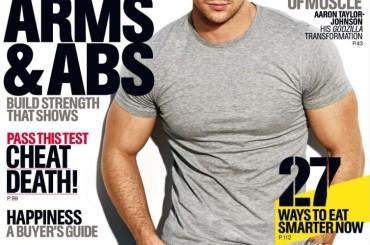 Aaron Taylor-Johnson gnocco sulle cover di Nylon Guys e Men's Health