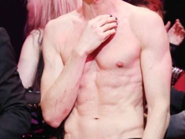 Neil Patrick Harris in mutande per Hedwig – le foto
