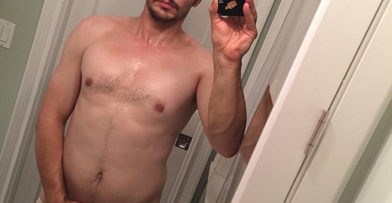 James Franco difende il proprio nudo Instagram – 'è quello che la gente vuole'
