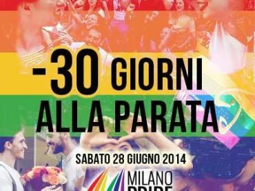 Milano ci Mette la Faccia – ecco lo spot del Milano Pride 2014