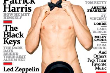 Neil Patrick Harris nudo sulla cover di Rolling Stone
