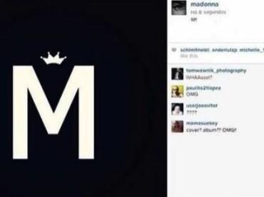 Mistero Madonna su Instagram – pubblicata e cancellata la cover del nuovo album?
