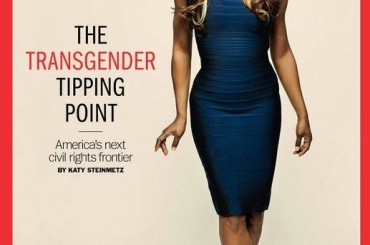 Laverne Cox sulla cover di Time – basta transfobia e più diritti