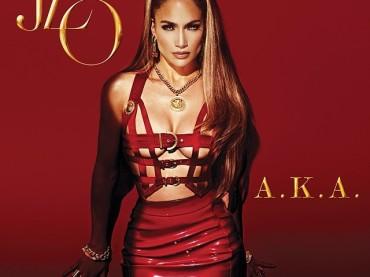 AKA – cover e titolo del disco per Jennifer Lopez