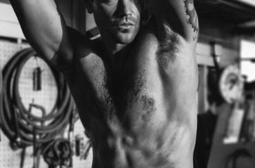Jesse Metcalfe gnoccolone su Flaunt Magazine – foto