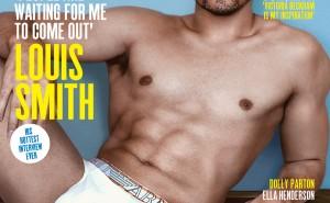 Louis Smith nudo attitude
