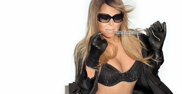 Mariah Carey gnoccolona per Terry Richardson su Wonderland – tutto il servizio