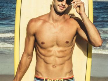 Ricardo Baldin show per JAM Underwear
