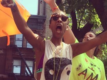 Orange is the New Black – il cast al Gay Pride di New York