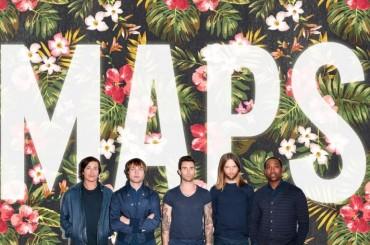 Maps – nuova canzone per i Maroon 5