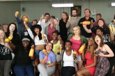 Emmy 2014 – il cast di Orange Is The New Black festeggia la pioggia di nomination