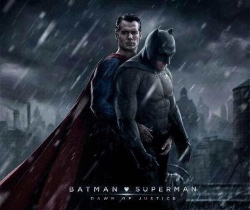 Superman e Batman sesso gay ragazze squirting durante il sesso