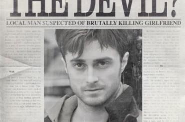 Horns – primo trailer e poster per il il film con Daniel Radcliffe DIAVOLO