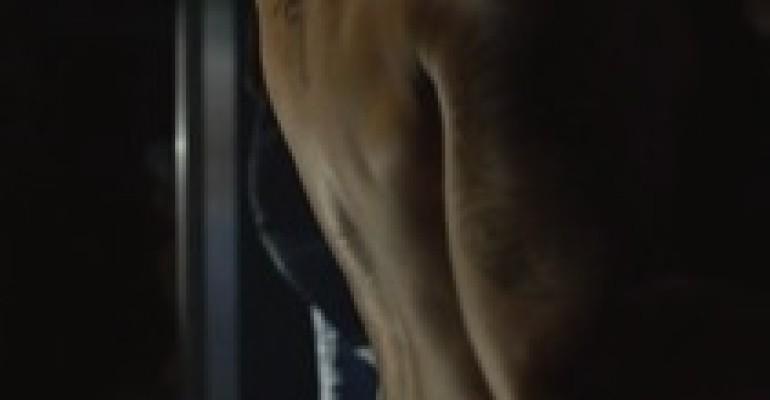 Francesco Arca nudo per Allacciate le Cinture di Ferzan Ozpetek – le foto