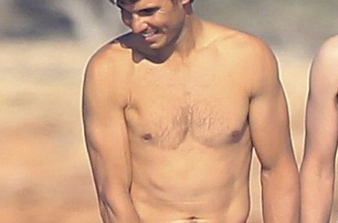Rafael Nadal non si depila – pelo pubico in vacanza alle Baleari