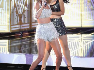 VMA 2014 – le voci di Beyonce e Taylor Swift ISOLATE da tutto il resto: il confronto audio