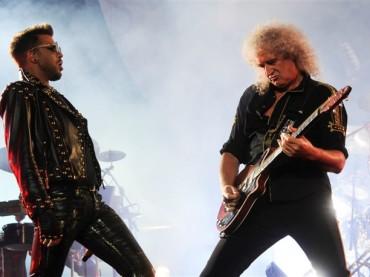 QUEEN + Adam Lambert (al posto di Freddie Mercury) a Milano il 10 febbraio