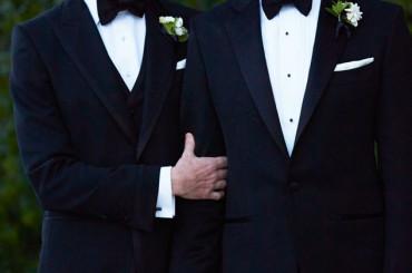 Neil Patrick Harris e David Burtka sposi – le foto delle nozze a Perugia