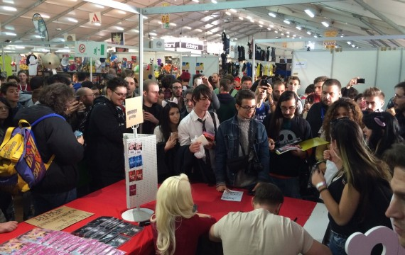 Lucca Comics_Stand Squillo