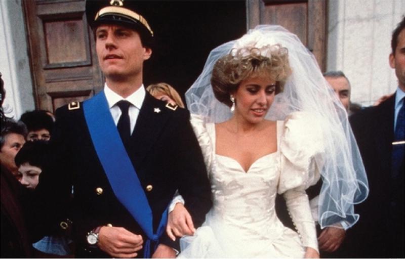 Matrimonio Romano Mussolini : Alessandra mussolini ancora parla prima attacca vladimir