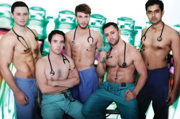 Calendari 2015 – arrivano i sexy dottori irlandesi per combattere l'epilessia