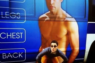 Chord Overstreet si inchiappetta Darren Criss – la foto verità