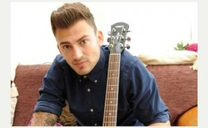 Jake Quickenden relaxes at home ahead of this Saturdays X Factor Show. Picture: David Haber Buy this photo at www.thisisphotosales.co.uk/scunthorpe or by contacting 08444 060910 Requested by Amy Downward Contact: 07772239771 Date: 26/09/2012 Postcode: Keywords: