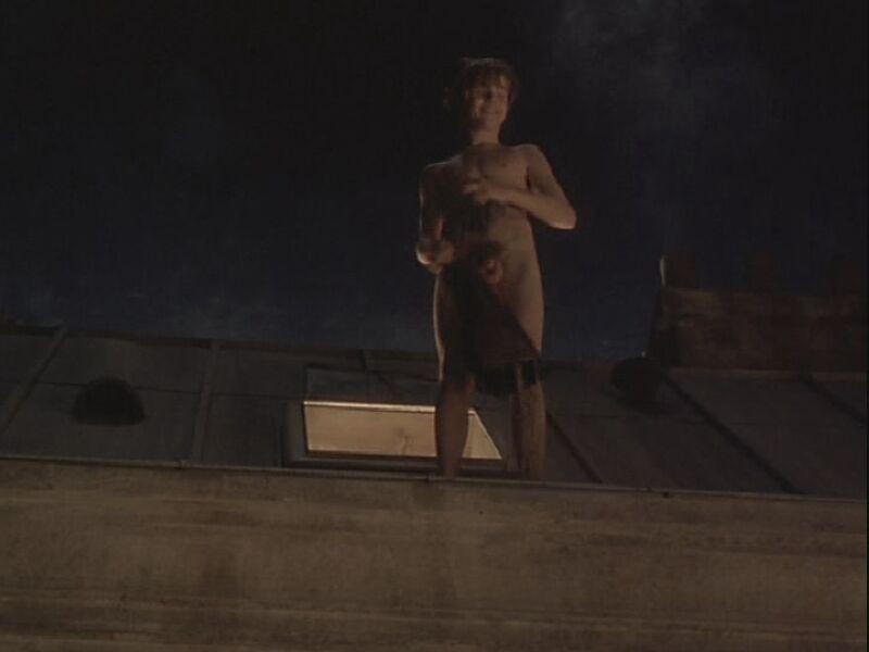 Di naked Caprio
