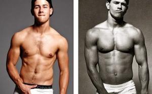 Dan Osborne se lo strizza come Nick Jonas e Mark Wahlberg