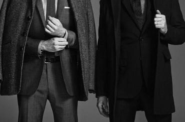 Neil Patrick Harris e David Burtka adorabili nuovi volti per London Fog