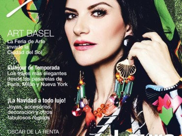 """Laura Pausini fa la figa su """"Selecta Magazine"""" (+ versione ballerina di Siviglia) – le foto"""