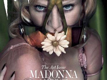 Madonna sulla cover di Interview Magazine – le foto MERT & MARCUS