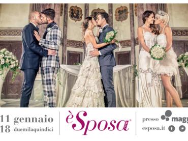 E' Sposa – arriva la prima Fiera Wedding che apre i suoi battenti a tutti gli sposi: etero e gay