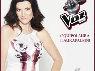Laura Pausini c'ha preso gusto: coach anche a The Voice Spagna
