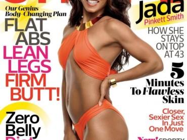 Jada Pinkett Smith è una figa pazzesca su Shape Magazine