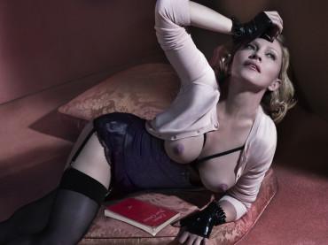 Madonna per Interview Magazine – tutte le foto con zinne de fori di Mert & Marcus