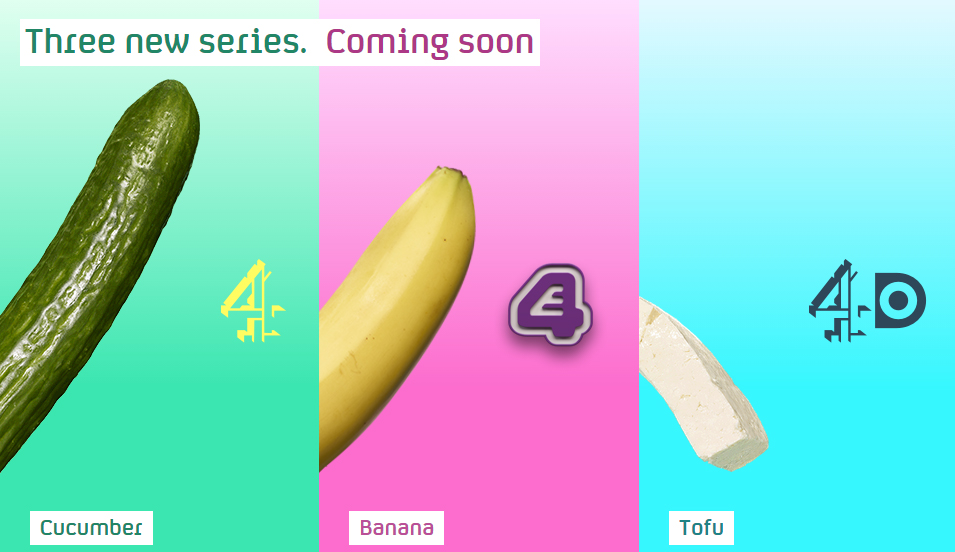 Cucumber Banana Tofu