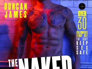 Duncan James di nuovo nudo – questa volta su Attitude