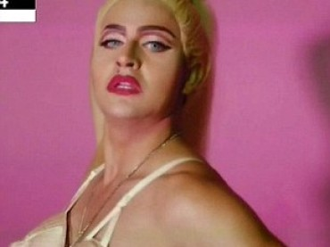 Adam Guerra, fan spende 175.000 dollari per diventare Madonna