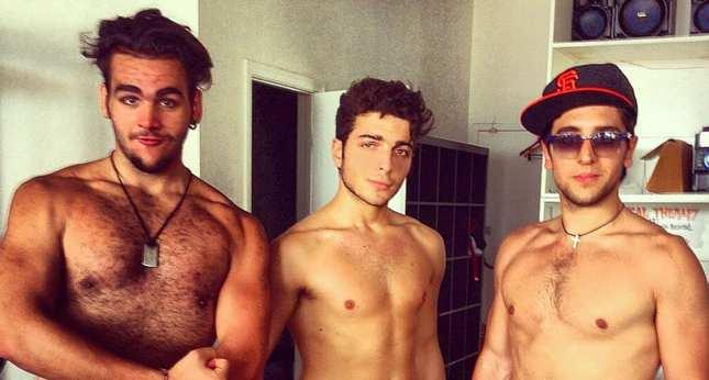 attori gay nudi non capisco alex marte