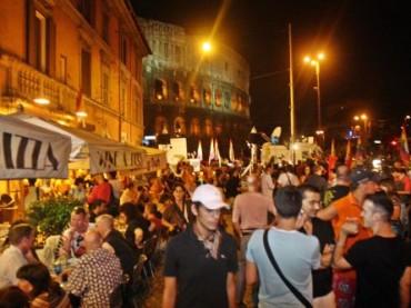 Gay Street di Roma, il Tar boccia l'isola pedonale