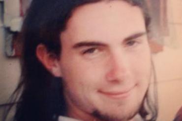 Adam Levine prima di diventare gnocco – la foto