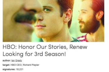 Looking 3, parte la petizione per la riconferma HBO