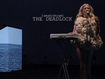 Inedita e meravigliosa iamamiwhoami con The Dealock