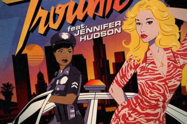 Iggy Azalea ft. Jennifer Hudson con 'Trouble' – arriva il remix